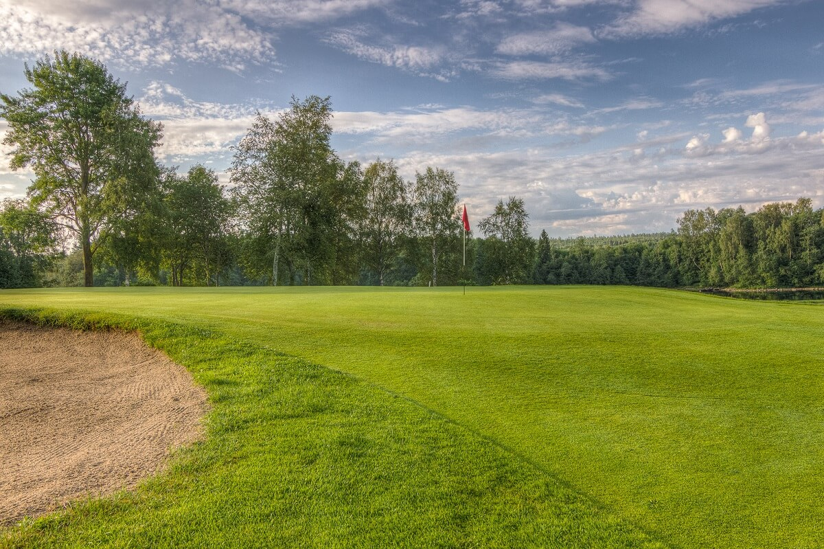Sundsvalls Golfklubb - Golf i norra Sverige - golfklubbar