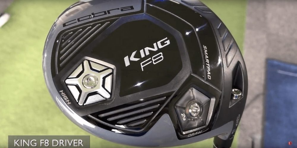 Cobra F8 Driver test – Video