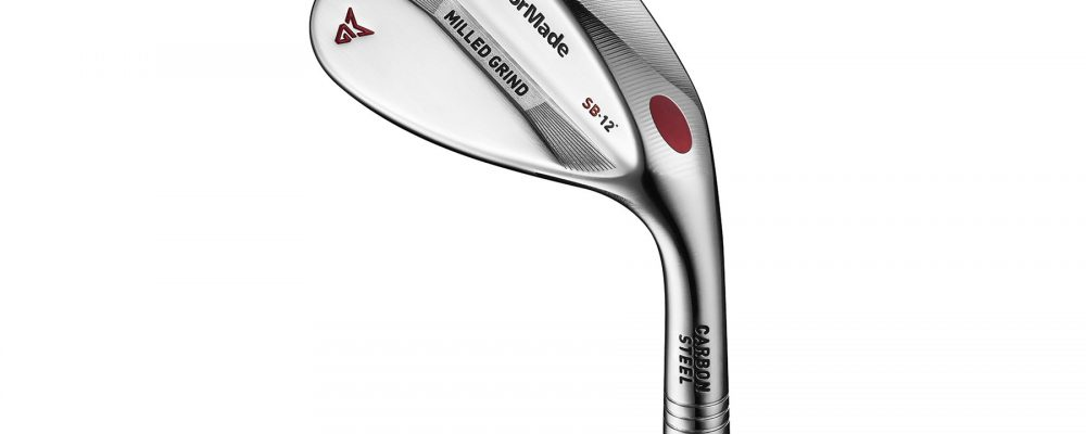 TaylorMade Milled Grind Wedge