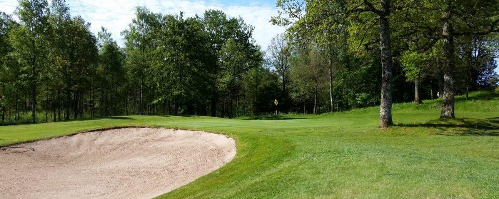 Golf på Ängelholms Golflubb