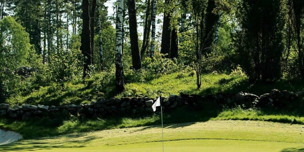 Golf på Öijared Golfklubb