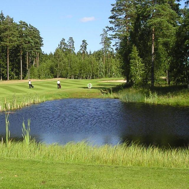 Golf på Alvesta Golfklubb