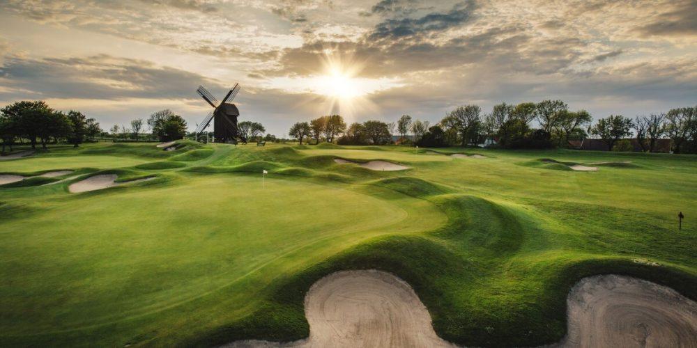 Golf på Båstad Golfklubb!