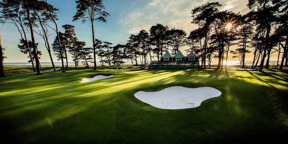 Golf på Barsebäck Golf & Country Club