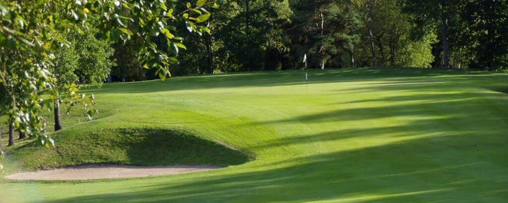 Golf på Finspångs Golfklubb