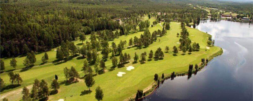 Golf på Hooks Golfklubb