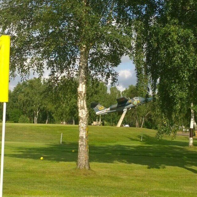 Golf på Ljungbyheds Golfklubb