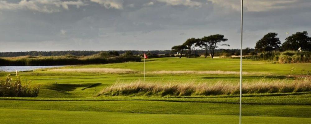 Golf på Ljunghusens Golfklubb