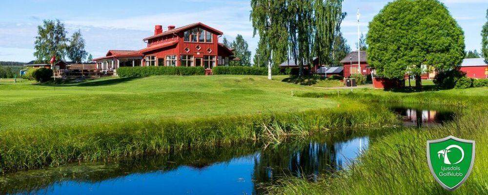 Golf på Ljusdals Golfklubb