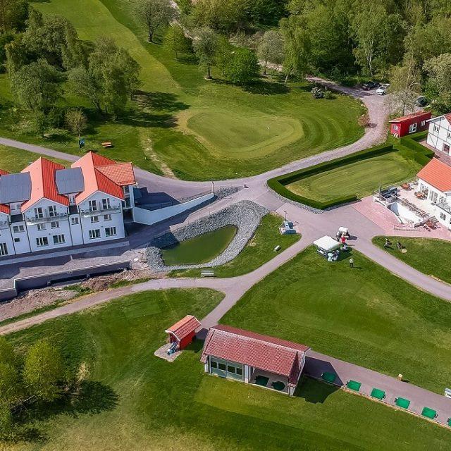 Golf på Lydinge Golfklubb