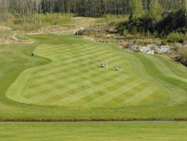 Golf på Holma Stångenäs Golf
