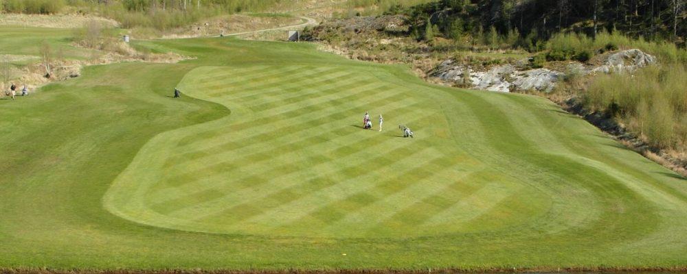 Golf på Lysekil Holma Golfklubb