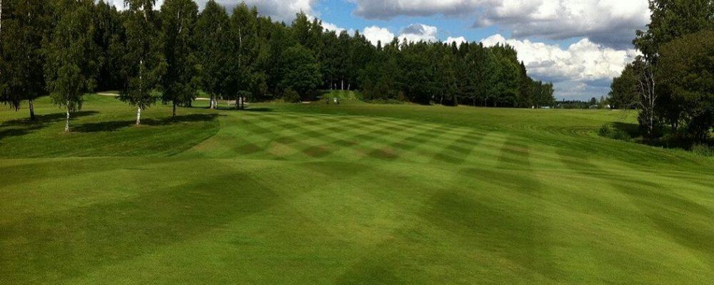 Golf på Mjölby Golfklubb