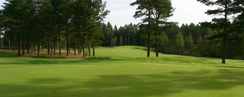 Golf på Nässjö Golfklubb