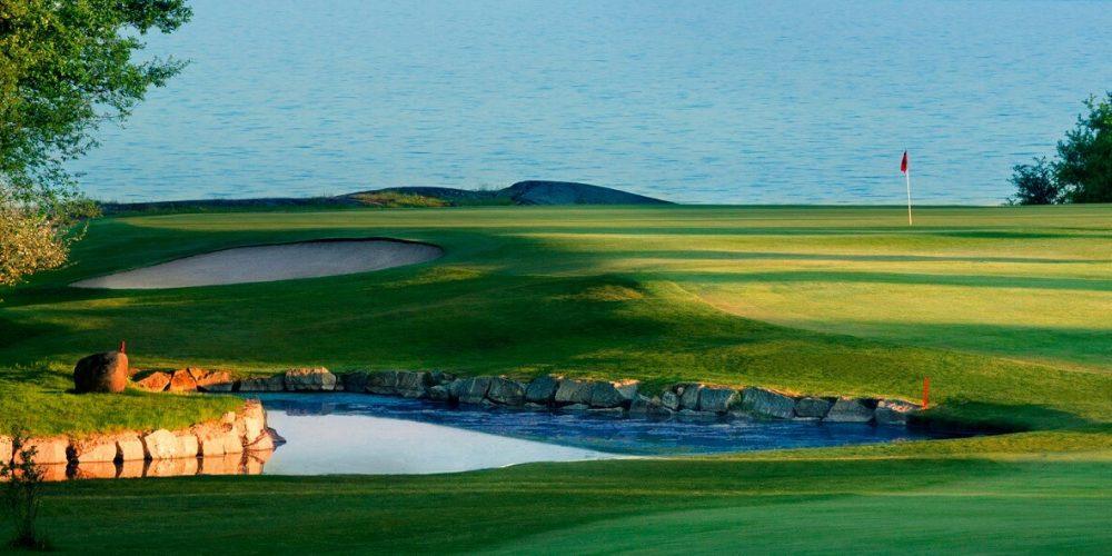 Golf på Ombergs Golfresort