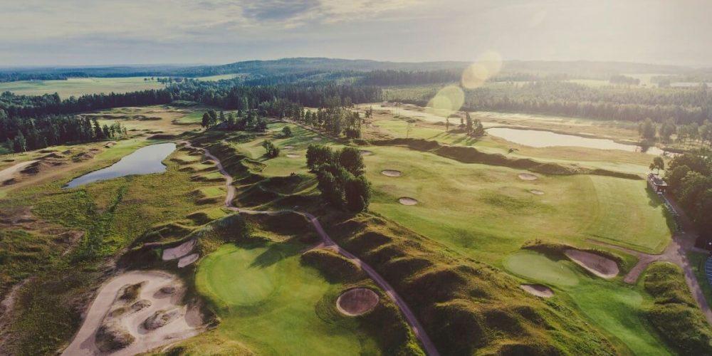 Golf på Sand Golf Club