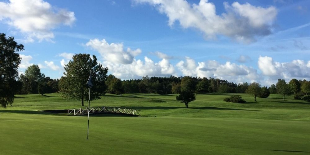 Golf på Varbergs Golfklubb