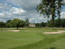 Golf på Växjö golfklubb