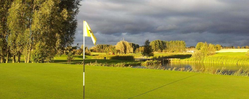 Golf på Vellinge Golfklubb