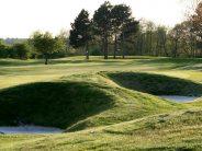 Golf på Ystad Golfklubb