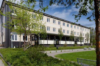 Ljusdals Golfklubb - Stadshotellet