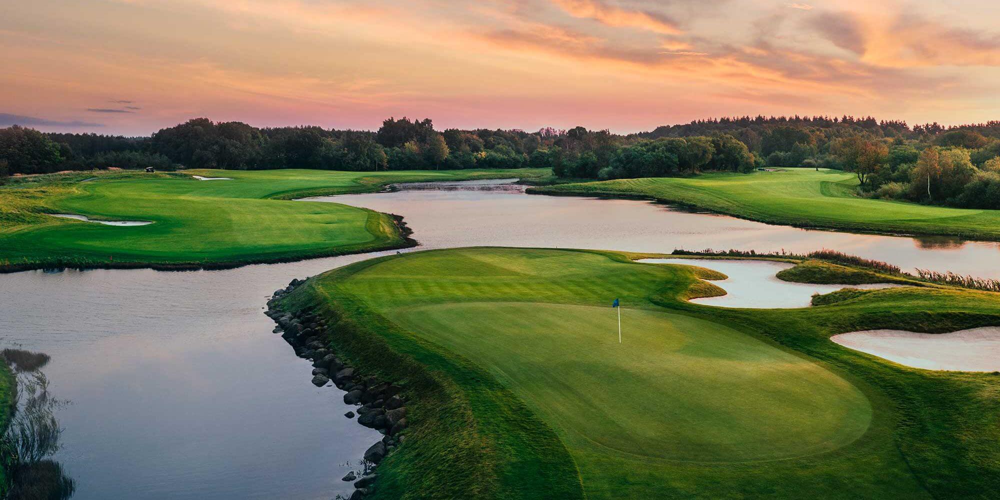 Golfklubbar i Danmark