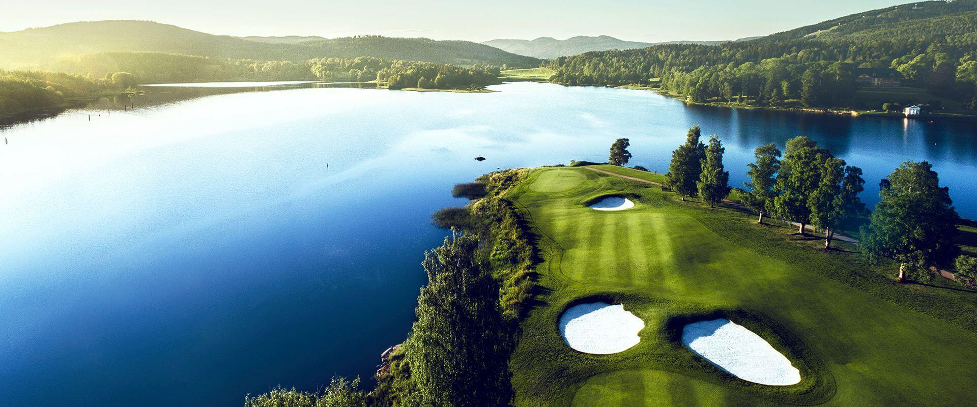 Golf i Norge - Golfklubbar i Norge