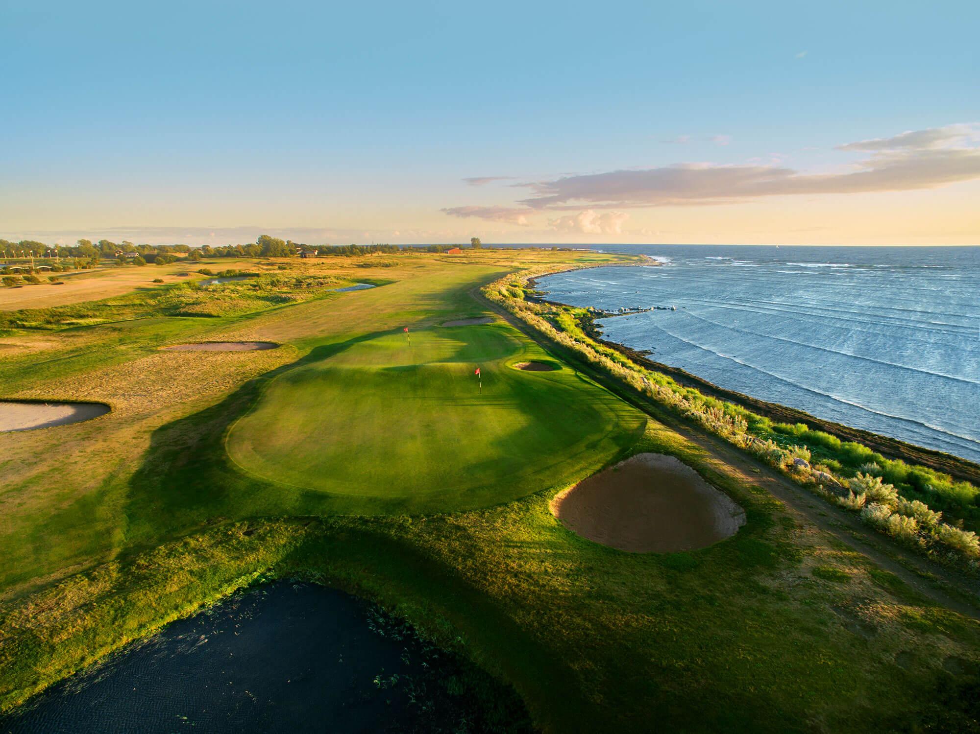 Golf i Sydöstra Sverige - Golfklubbar Sydöstra Sverige