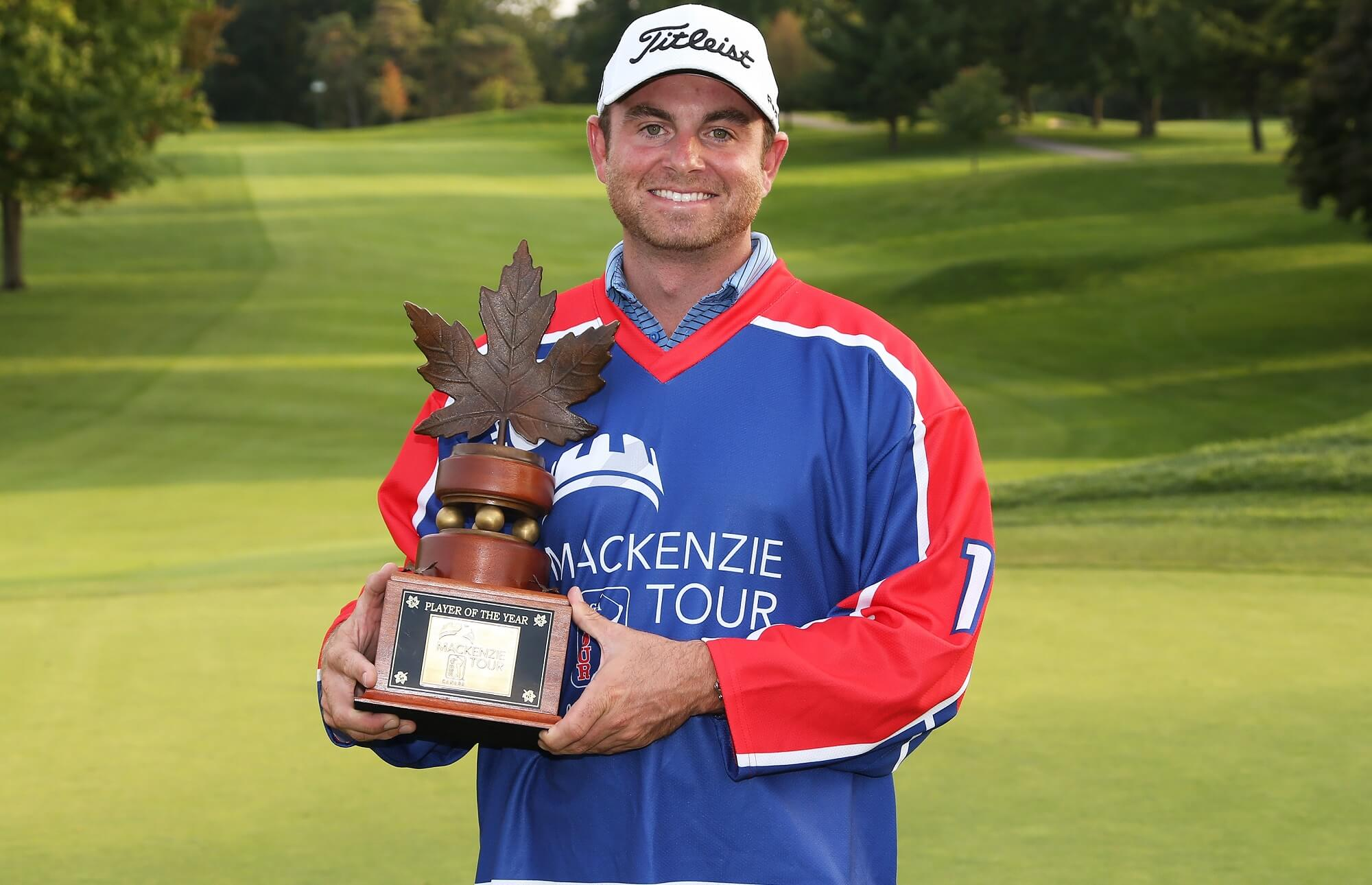 Kanada touren golf - Mackenzie tour